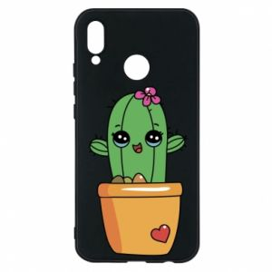 Phone case for Huawei P20 Lite Cactus