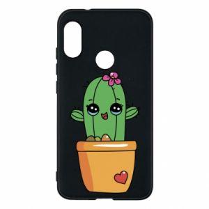 Etui na Mi A2 Lite Kaktus