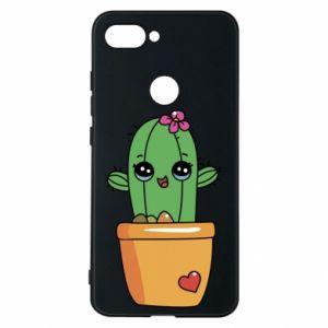 Etui na Xiaomi Mi8 Lite Kaktus