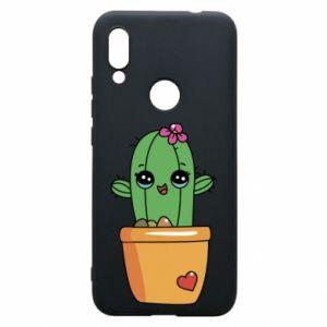 Etui na Xiaomi Redmi 7 Kaktus