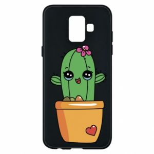 Phone case for Samsung A6 2018 Cactus