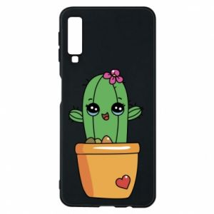 Phone case for Samsung A7 2018 Cactus