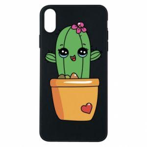 Etui na iPhone Xs Max Kaktus