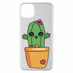 iPhone 11 Pro Max Case Cactus