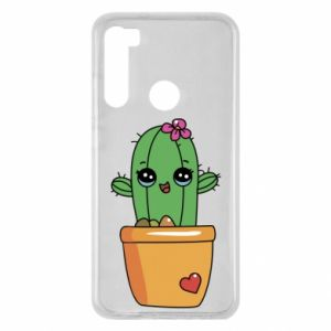 Xiaomi Redmi Note 8 Case Cactus
