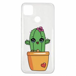 Etui na Xiaomi Redmi 9c Kaktus