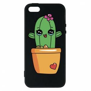 Etui na iPhone 5/5S/SE Kaktus