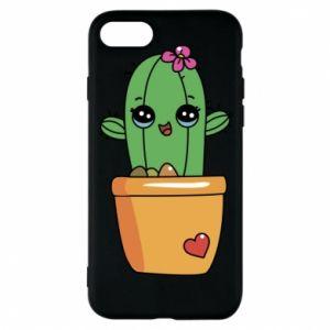 Etui na iPhone 8 Kaktus