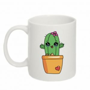 Mug 330ml Cactus