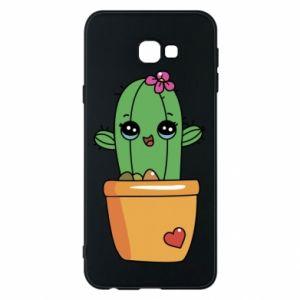 Etui na Samsung J4 Plus 2018 Kaktus