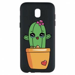 Etui na Samsung J5 2017 Kaktus