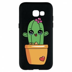 Phone case for Samsung A5 2017 Cactus