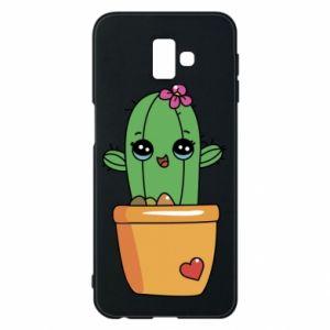 Etui na Samsung J6 Plus 2018 Kaktus