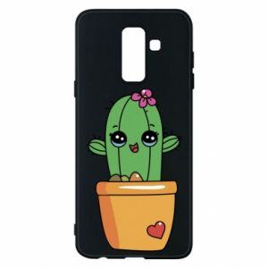 Phone case for Samsung A6+ 2018 Cactus