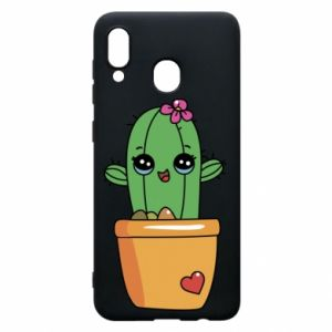 Phone case for Samsung A20 Cactus