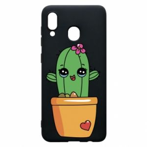 Phone case for Samsung A30 Cactus