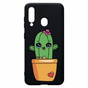 Phone case for Samsung A60 Cactus