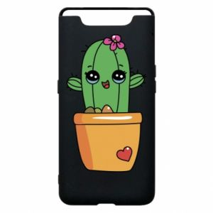 Phone case for Samsung A80 Cactus