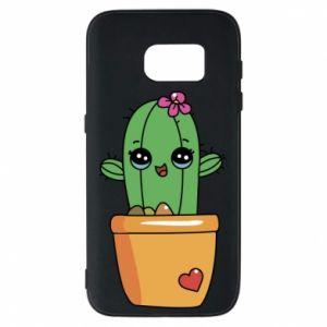Phone case for Samsung S7 Cactus