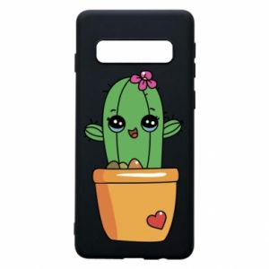 Phone case for Samsung S10 Cactus