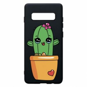 Phone case for Samsung S10+ Cactus