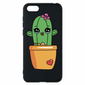 Phone case for Huawei Y5 2018 Cactus
