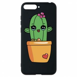 Phone case for Huawei Y6 2018 Cactus