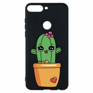 Phone case for Huawei Y7 Prime 2018 Cactus