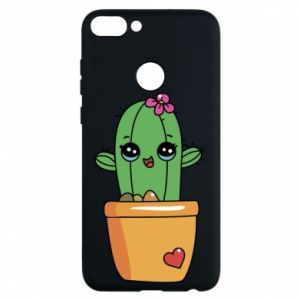 Phone case for Huawei P Smart Cactus