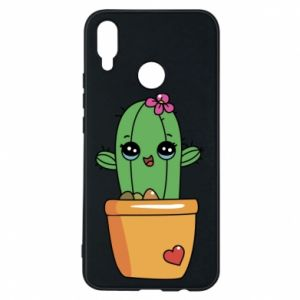 Huawei P Smart Plus Case Cactus
