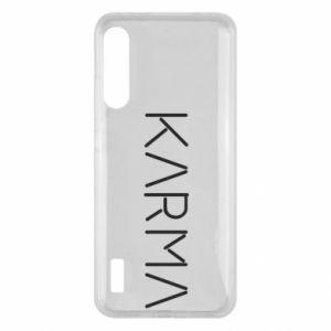 Etui na Xiaomi Mi A3 Karma inscription