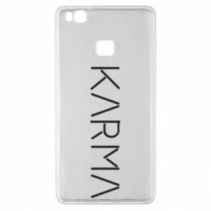 Etui na Huawei P9 Lite Karma inscription