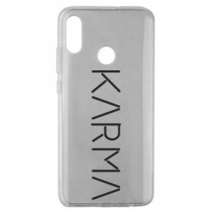 Etui na Huawei Honor 10 Lite Karma inscription