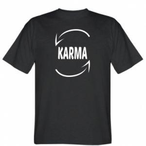 Koszulka Karma