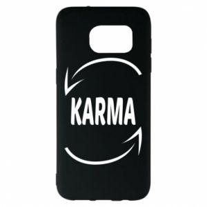 Etui na Samsung S7 EDGE Karma