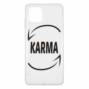 Etui na Samsung Note 10 Lite Karma