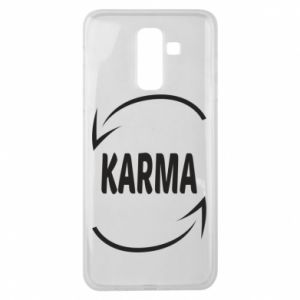 Etui na Samsung J8 2018 Karma