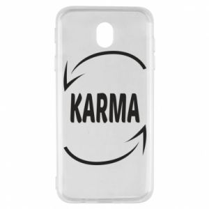 Etui na Samsung J7 2017 Karma