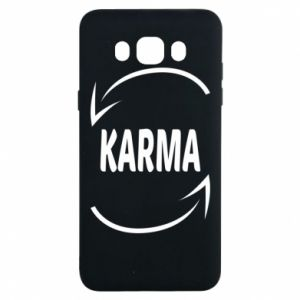 Etui na Samsung J7 2016 Karma