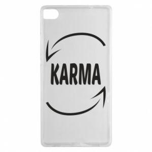 Etui na Huawei P8 Karma