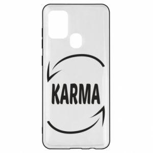 Etui na Samsung A21s Karma