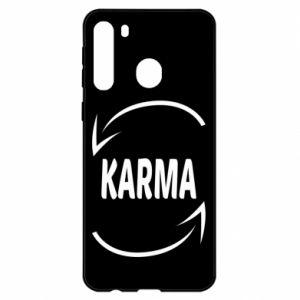 Etui na Samsung A21 Karma