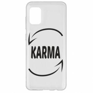 Etui na Samsung A31 Karma