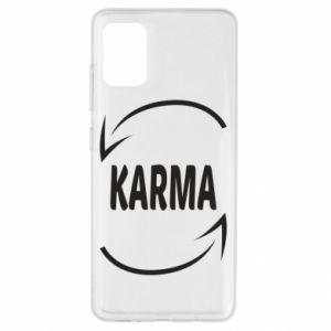 Etui na Samsung A51 Karma