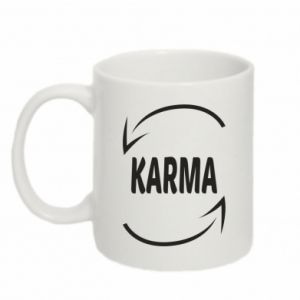 Kubek 330ml Karma