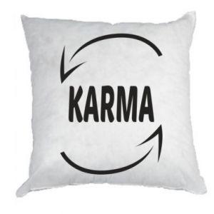 Poduszka Karma