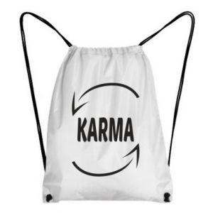 Plecak-worek Karma