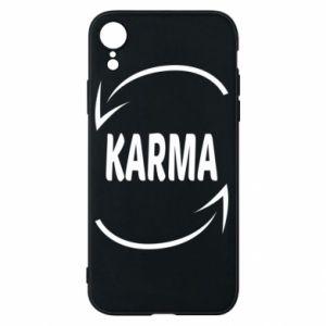 Etui na iPhone XR Karma