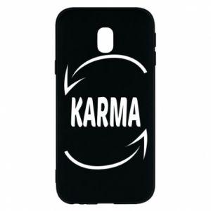 Etui na Samsung J3 2017 Karma
