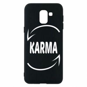 Etui na Samsung J6 Karma
